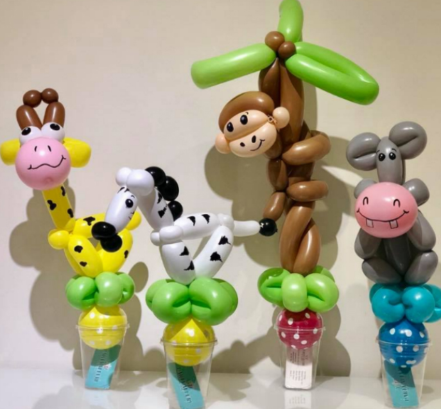 Balloon Party Favors